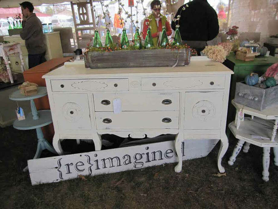 The Michigan Antique Festival will feature the Shabby Experience & Industrial Way section, which will highlight shabby chic decorating trends and provide visitors with do-it-yourself ideas. Photo: Photo Provided