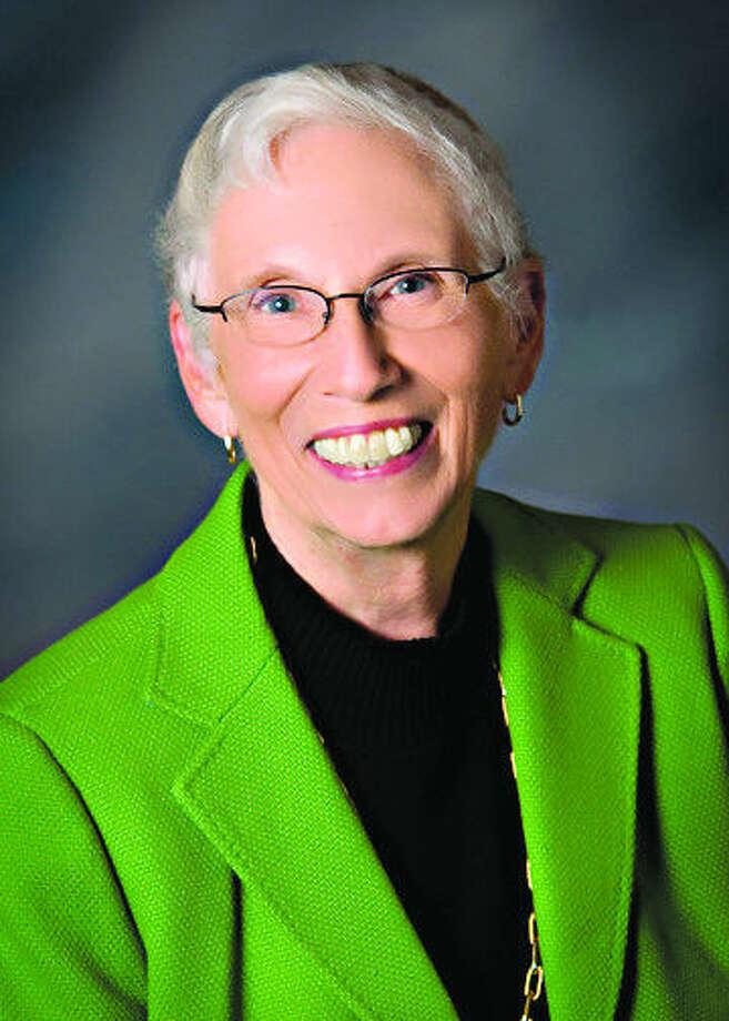 The late Margaret Ann Riecker.