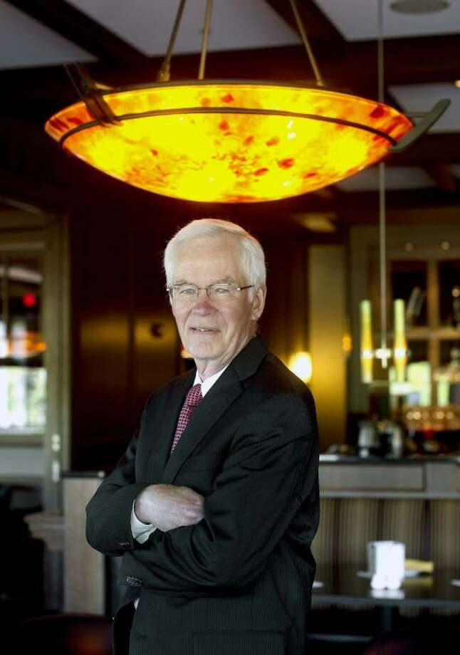 Midland Country Club General Manager Steve Pedersen is retiring. Photo: Nick King/Midland  Daily News