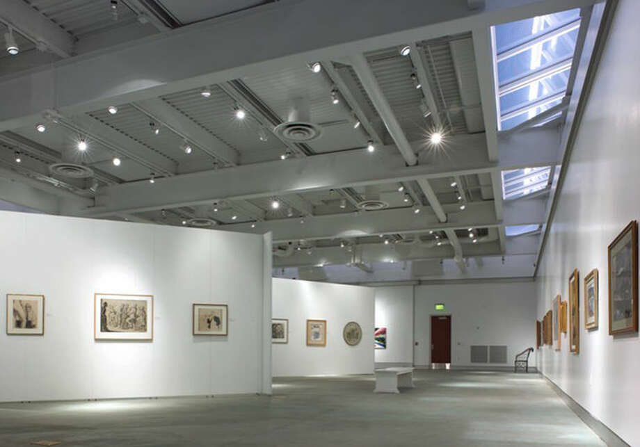 The new exhibition wing at the Saginaw Art Museum. Photo: Photo Provided