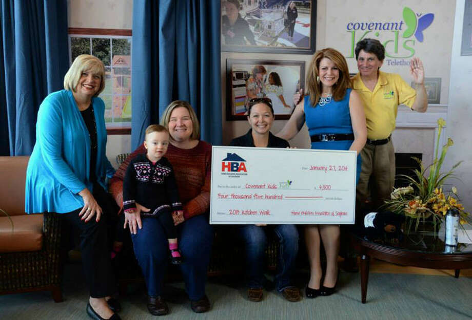 The Kitchen Walk raised $4,500 last year for the Covenant Kids Foundation. Photo: Photo Provided