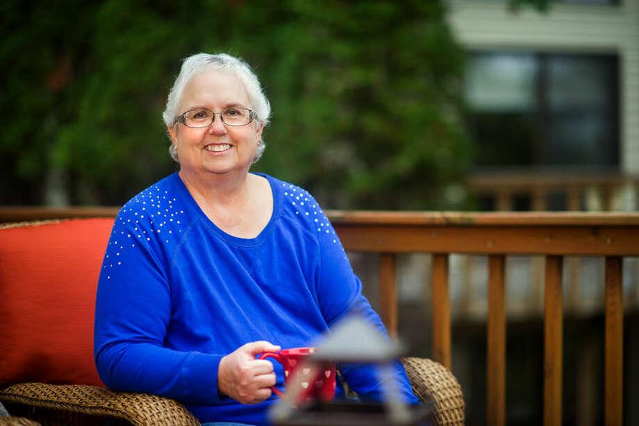 Retired teacher Mary Sedik, 64, of Gladwin. Photo: Photo Provided