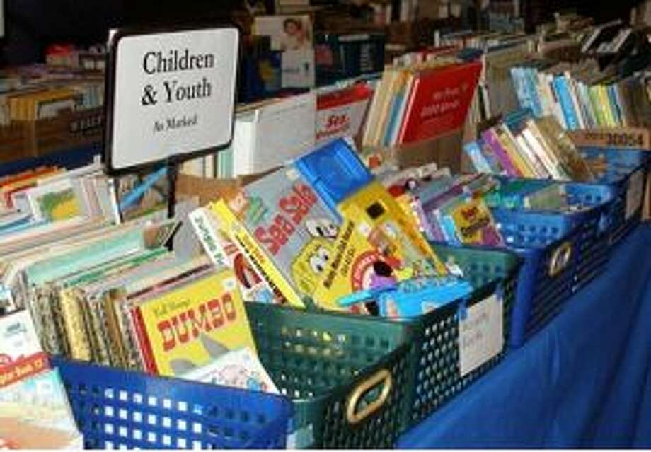 AAUW book sale