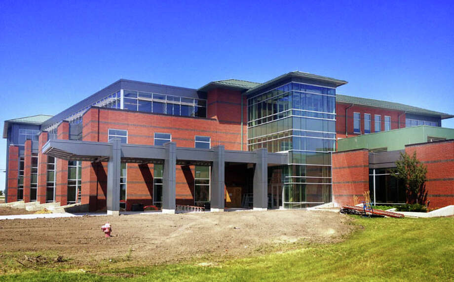 Mid Michigan Community College will open the doors of its new $18 million Center for Liberal Arts and Business in Mount Pleasant this fall. Photo: Photo Provided