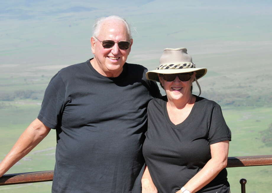 Jon Grant, 72, and his wife Linda, 65, say they spent three weeks under arrest in Tanzania after officials accused them of poaching.