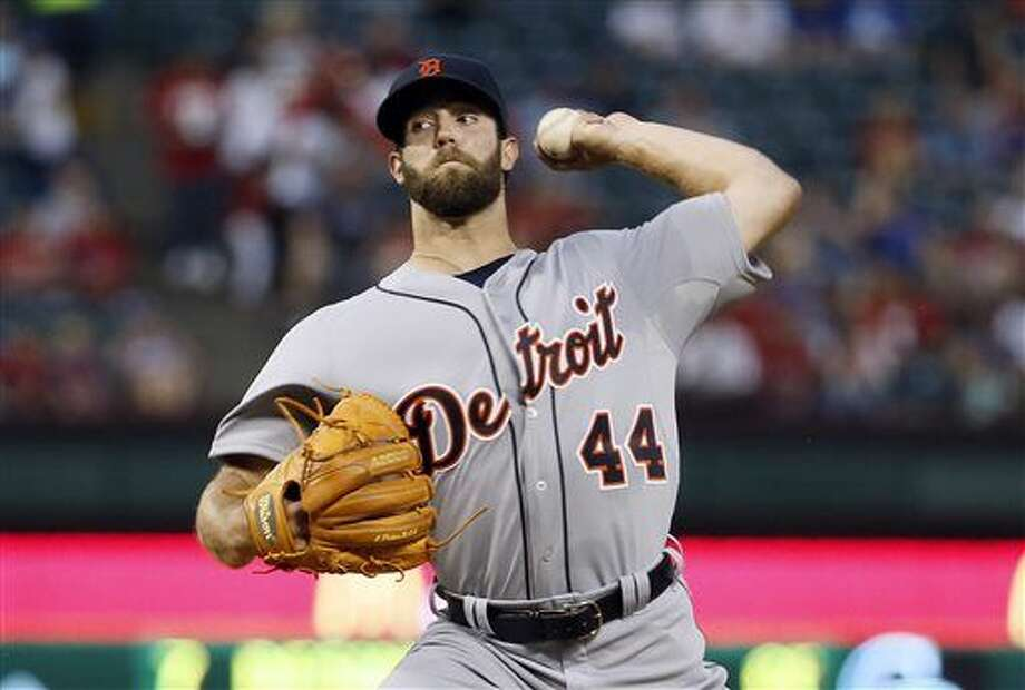 Detroit Tigers pitcher Daniel Norris said he kept pitching last season after finding out he had a cancerous growth on his thyroid. In a message on Twitter and Instagram on Monday, the 22-year-old Norris said he found out the growth was malignant but was told by a doctor that he could wait until the end of the season to have it removed. Photo: Tony Gutierrez AP File Photo