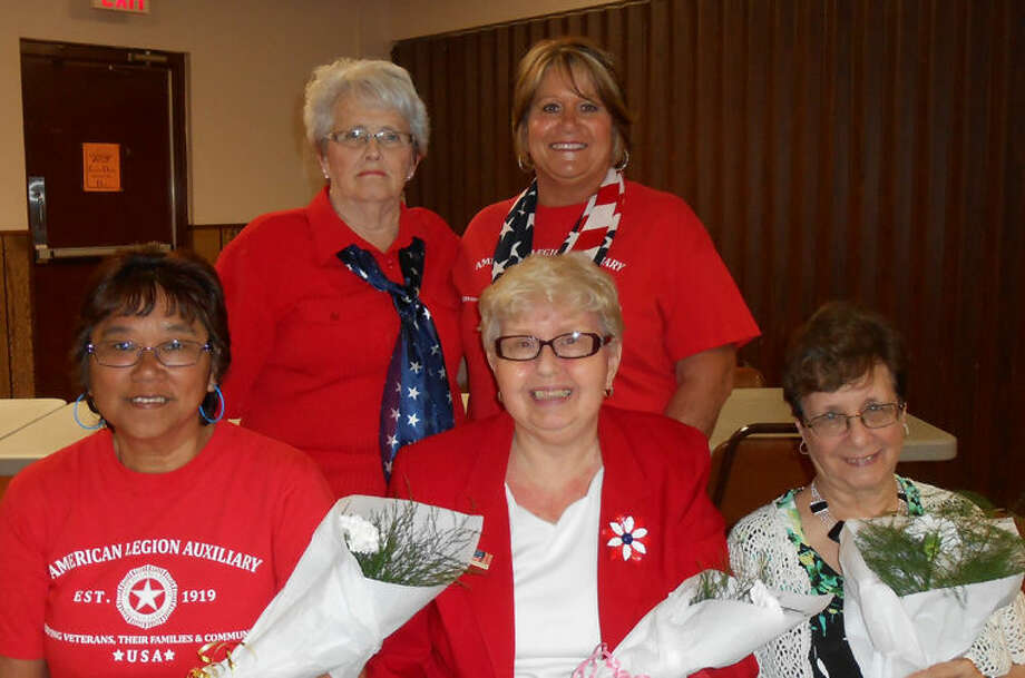 Pictured are, front row, from left, Joy Yahr, Penny Fleischmann and Donna Piper; and back row, from left, Lela Toner and Brenda Murray. Photo: Photo Provided