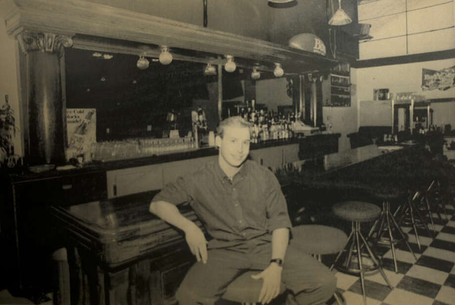 Tim Solosky owns the bar with his brother, Mike. Photo: Midland Daily News File Photo