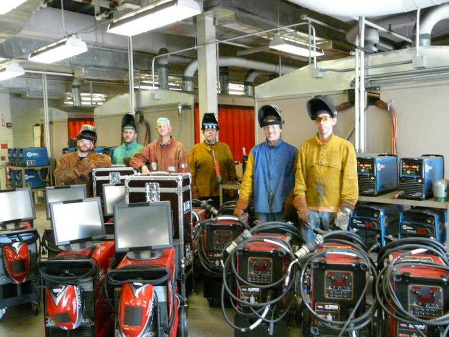 Delta College Welding Program Gets Boost With High Tech Equipment