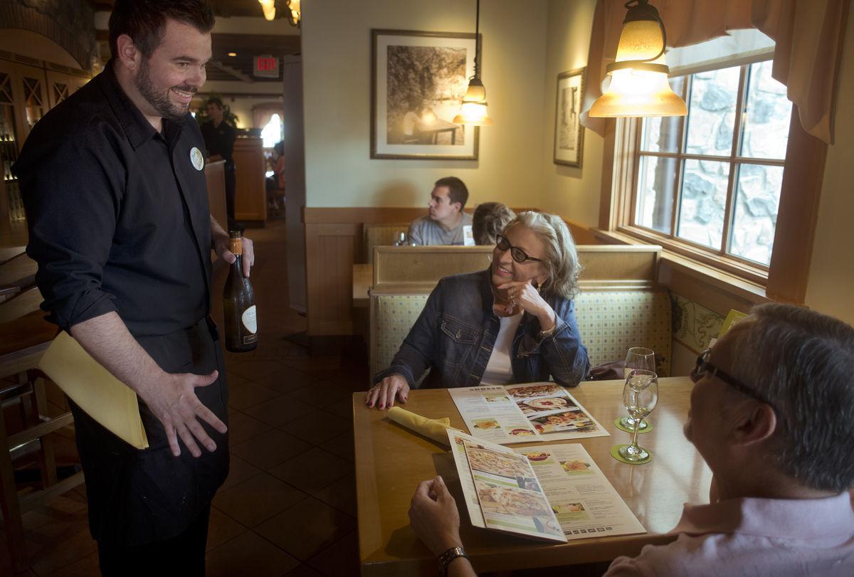 Midland Olive Garden employee wins trip to Italy - Midland Daily News