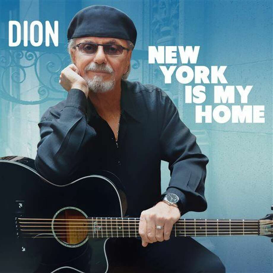 "This CD cover image released by Instant Records shows ""New York is My Home,"" by Dion. (Instant Records via AP) Photo: HONS"