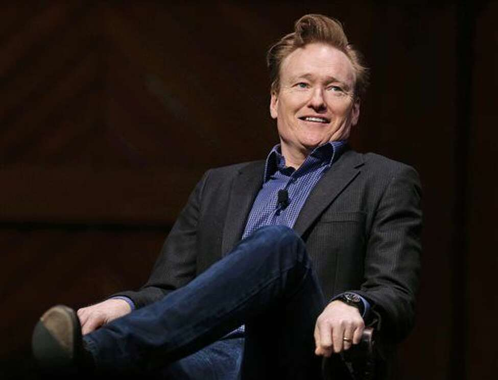Conan O'Brien graduated magna cum laude from Harvard. He was also the president of the Harvard Lampoon, a semi-secret social organization that published a humor magazine.