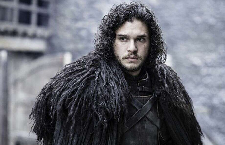 "Kit Harrington as Jon Snow in ""Game of Thrones"""