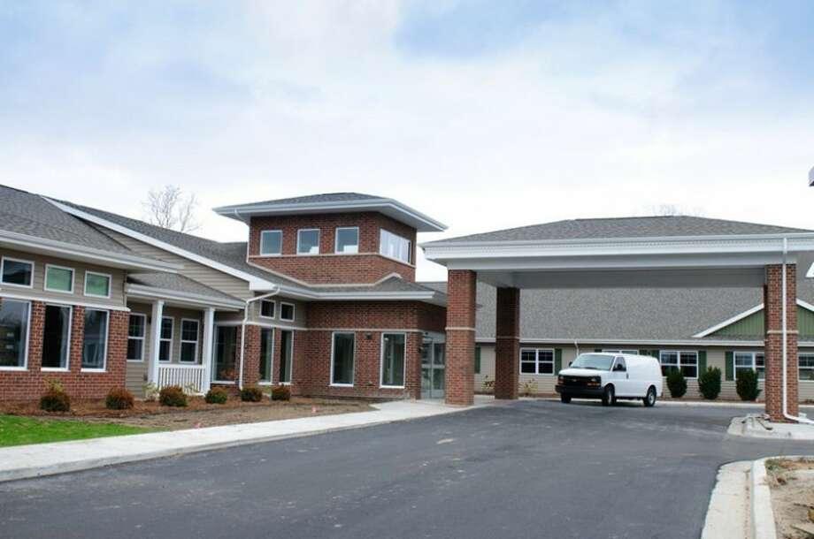 New Hope Valley senior living center in Saginaw.