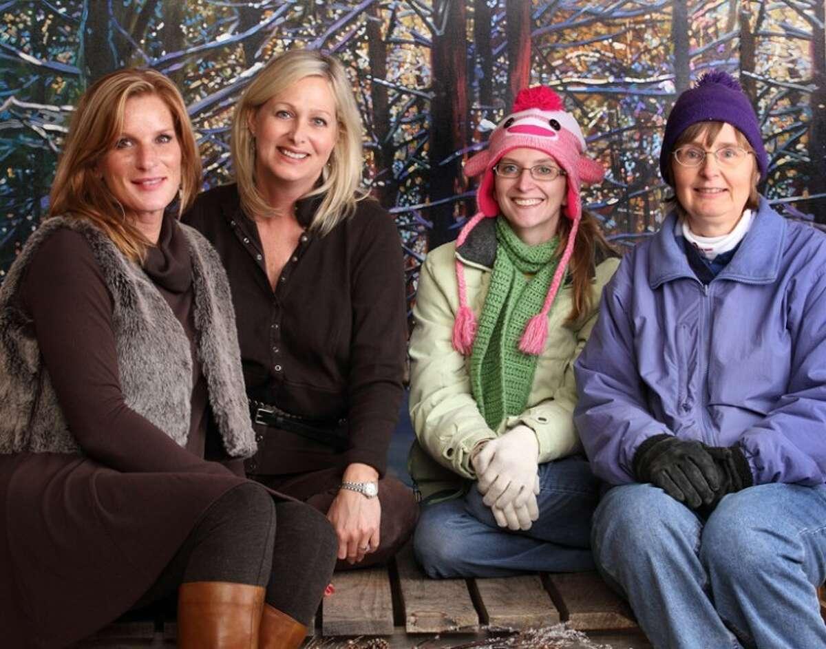 Photo providedVolunteers included Holly Jozwiak, Kathy Morley, Christina Mathews, Joann Taylor and Sharon Heilbronn (missing from photo).