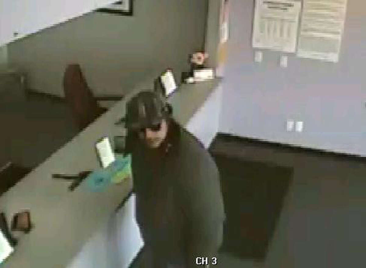 This is the new photo released by police of the man suspected in five robberies in Mount Pleasant.