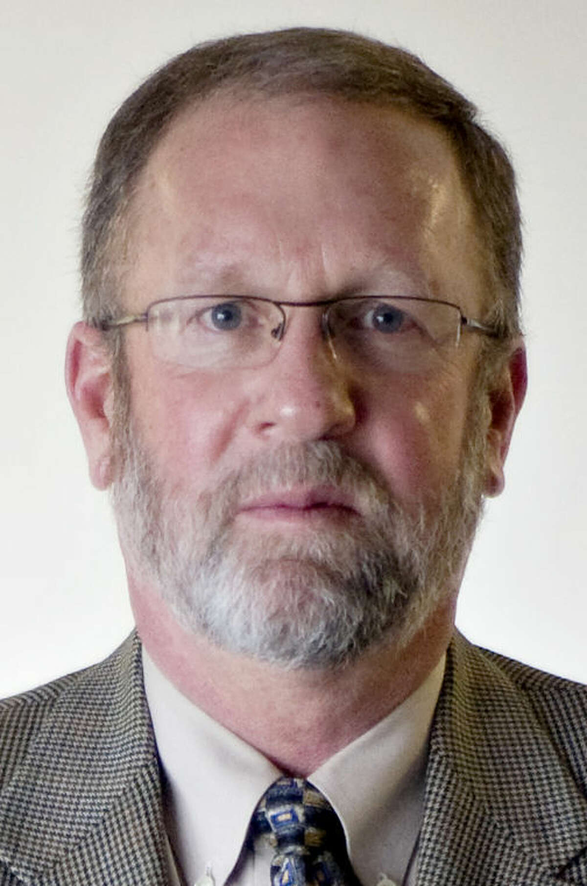 Midland Public Schools Superintendent Carl Ellinger.