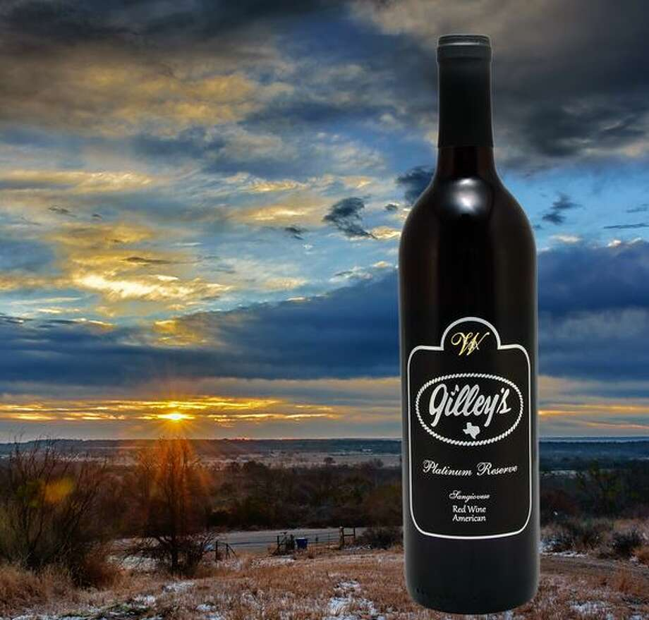 Gilley's Platinum Reserve Red will be one of two wines tasters can sample at a charity event in Houston. (Contributed photo)