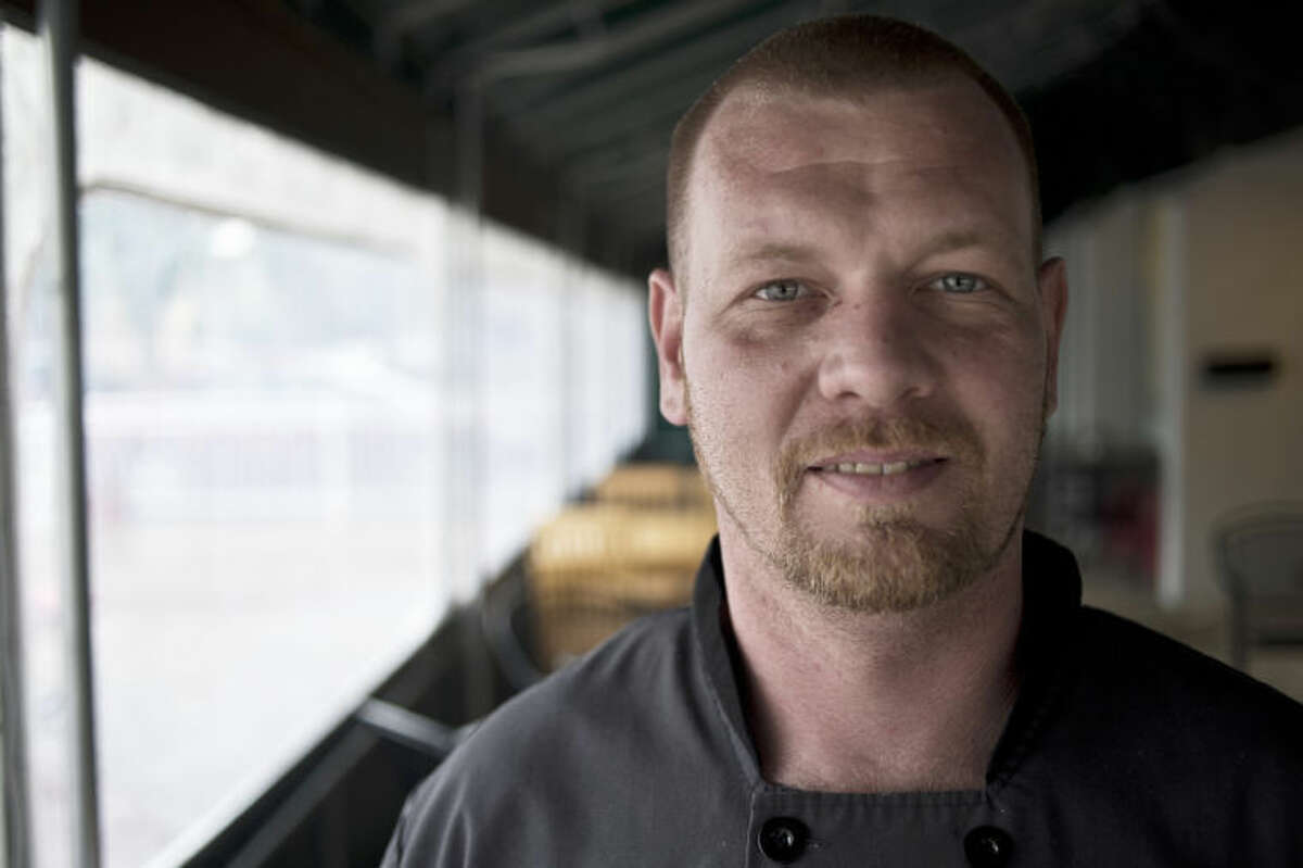 SEAN PROCTOR | sproctor@mdn.netDan James is the owner and head chef of Wiseguys.