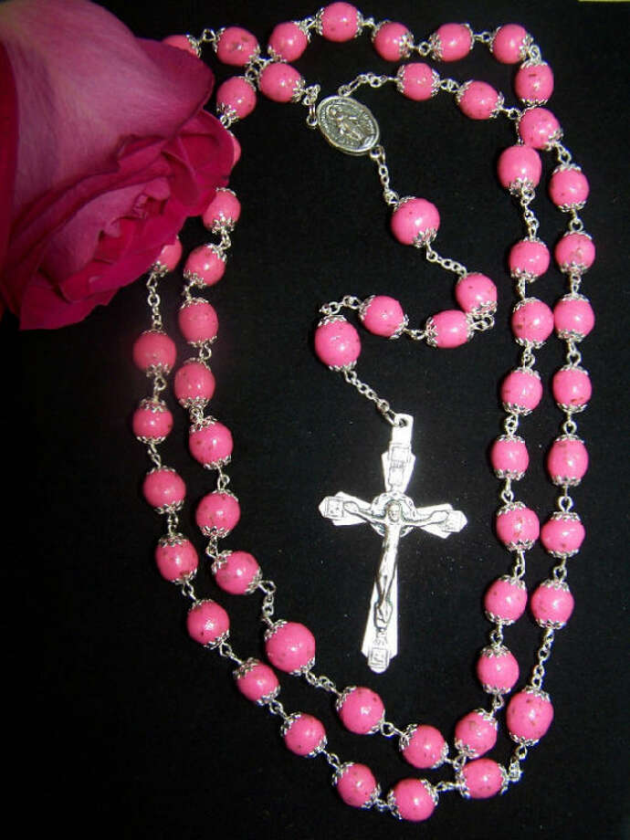 Photo providedCapture Bead Keepsakes makes handcrafted flower-inclusion rosaries, jewelery and keepsake items helping people to preserve the memory of a special occasion or a lost love one.