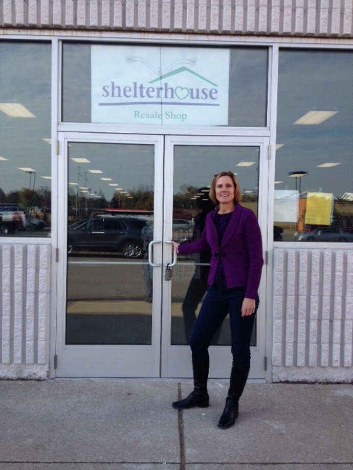 Photo providedMichele Horstman has been named manager of the new Shelterhouse Resale Shop.