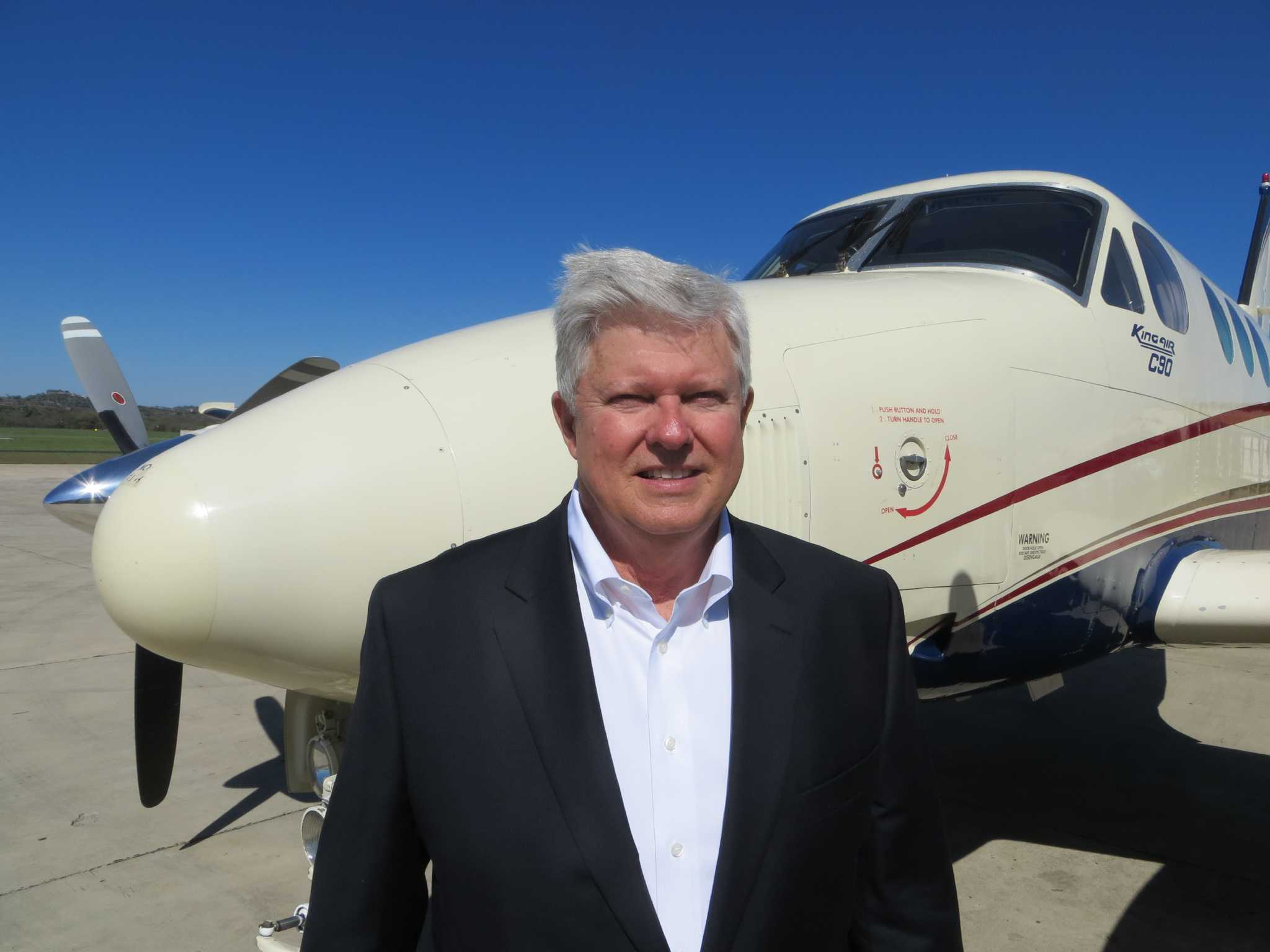 txdot names kerrville kerr county airport manager tops in state san antonio express news
