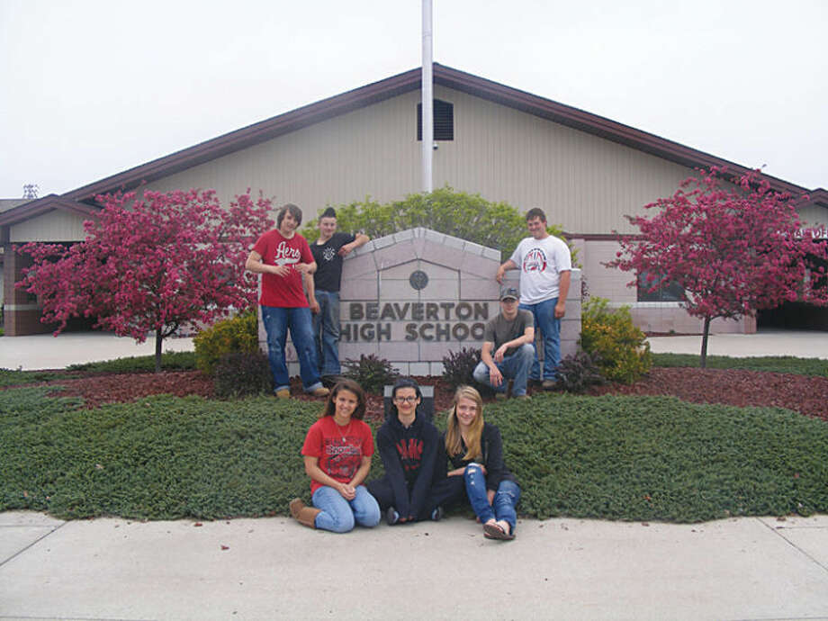 Photo providedThe grounds of Beaverton High School were picture-perfect for this year's graduation events thanks to the help of Freeman Nursery and Beaverton High School students.