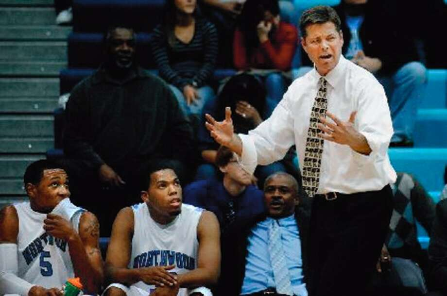 Daily News file photoNorthwood University men's basketball coach Jeff Rekeweg, in just his second year on the job, has led the Timberwolves to a division title and an appearance in the GLIAC Tournament. He took over a program that had posted six straight losing seasons.