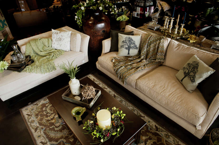 NEIL BLAKE | nblake@mdn.net Design Within in Midland offers a line of furniture and living room necessities.