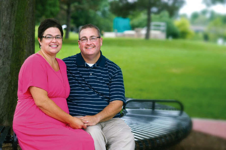 Photo providedAfter losing a combined 250 pounds with the help of bariatric surgery, Dan and Kendra Durga of Bay City can now be the type of parents they always wanted to be.