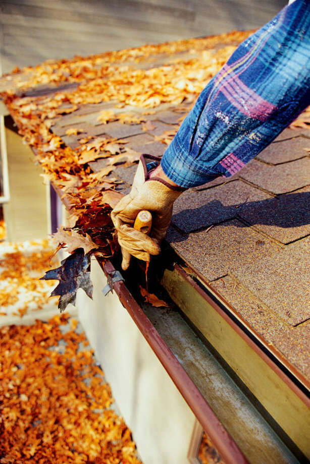 METRO NEWSGutters need to be cleaned, especially after the fall leaves shed from trees. Covers for gutters are made to help cut down on the amount of debris that can fall into them.
