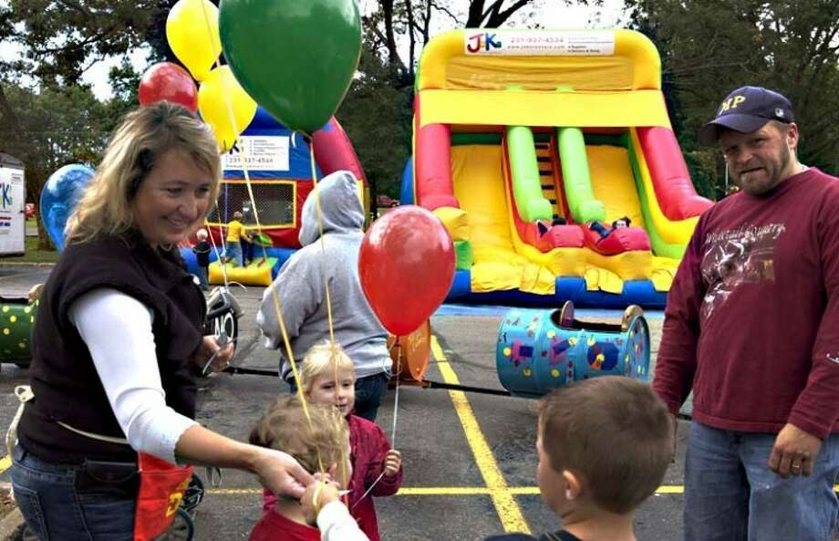 Photo providedThis year's Mid Michigan Community College Barbecue and Fall Festival will once again feature lots of fun activities for children.