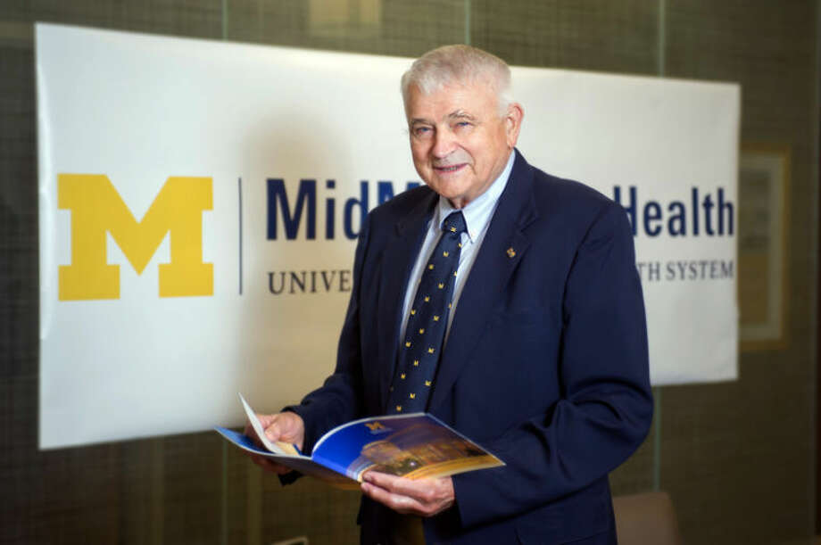 Photo providedDr. Charles Sanislow of MidMichigan Medical Center-Midland and other physician colleagues are pleased with the affiliation with University of Michigan Health Systems.