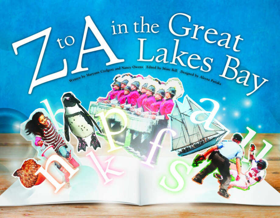 "AP Photo | Great Lakes Bay Publishing via The Saginaw NewsThis image provided by Great Lakes Bay Publishing shows the cover of ""Z to A in the Great Lakes Bay."" Photo: Uncredited"