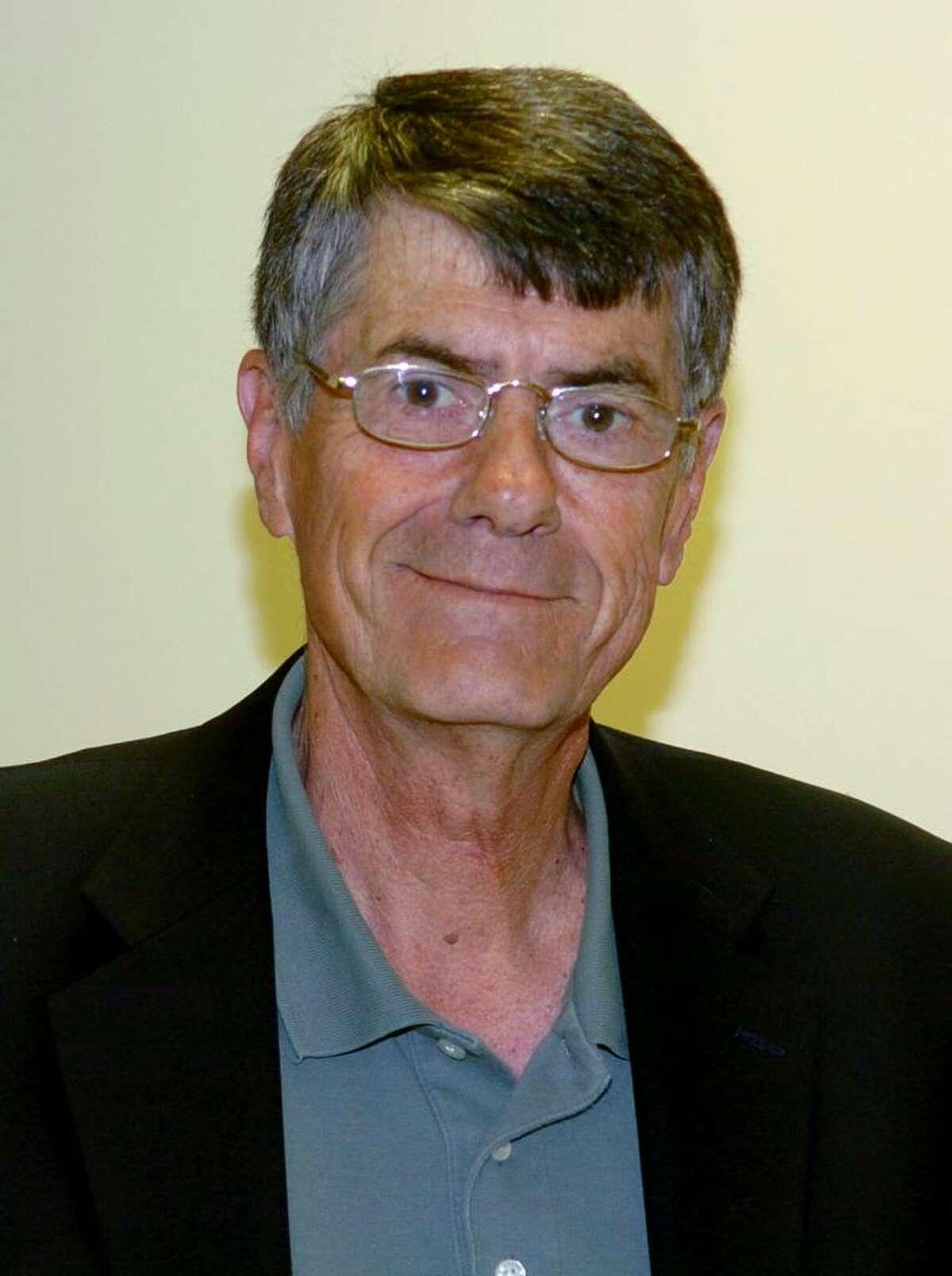 Fairfield Selectman Ralph Bowley at Board of Selectman meeting on Wednesday Oct. 07, 2009.