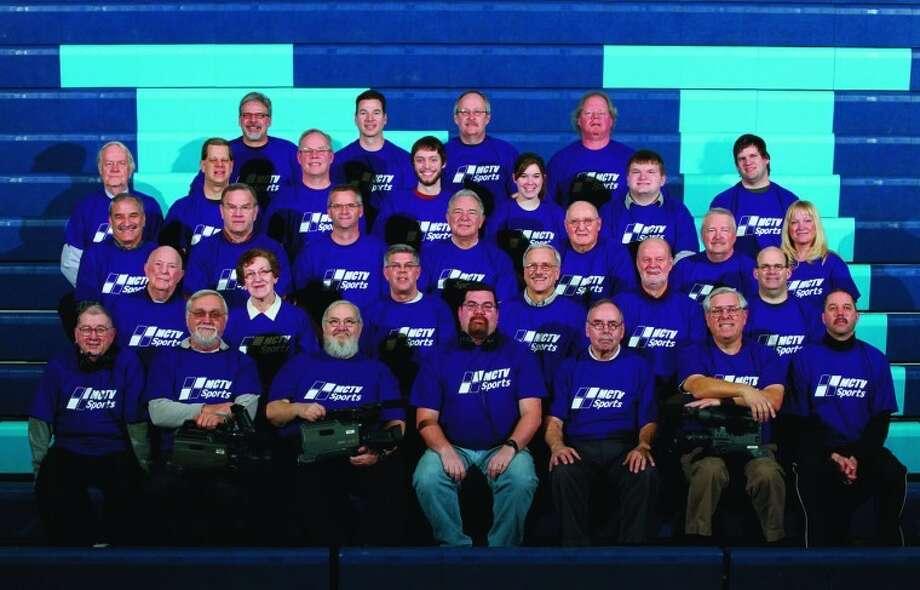 MCTV volunteers (photo provided)