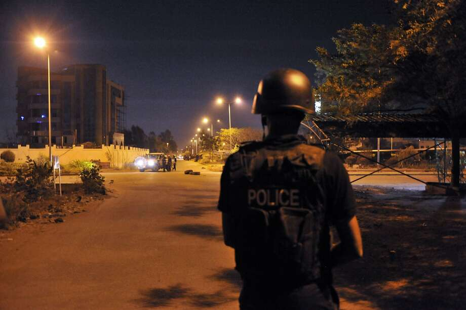 Gunfire heard at Mali resort area popular with foreigners