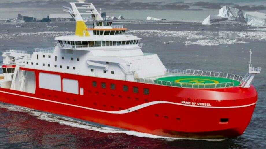 Boaty McBoatface tops list of names suggested for polar research ship