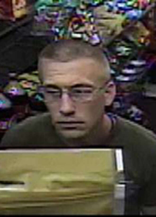 This man is being sought by police.