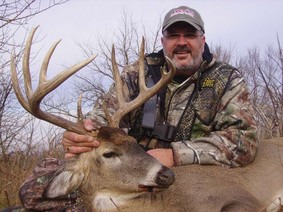 Photo provided by Mike AveryMike Avery's last Outdoor Magazine TV show debuts Thursday at 7 p.m. on the Sporstman Channel.