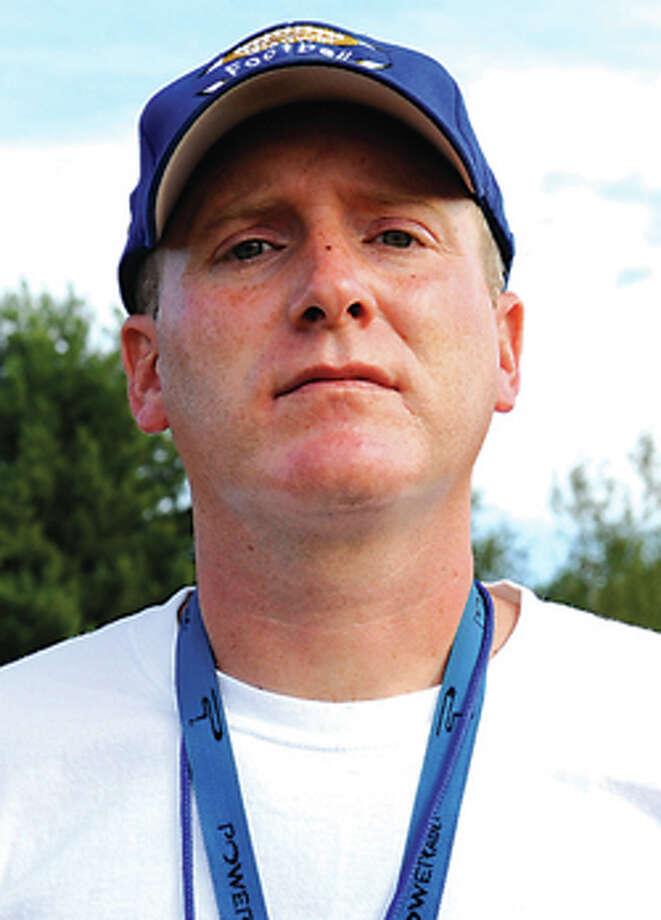 Head Coach Aaron Seiser