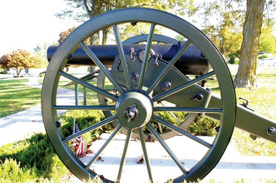 Silent guns: Local Civil War monuments melted down - Midland
