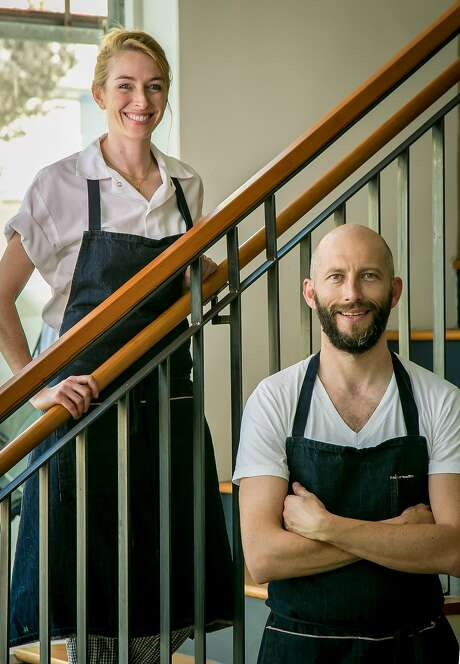 Carrie and Rupert Blease have turned Lord Stanley into a top S.F. restaurant. Photo: John Storey, Special To The Chronicle