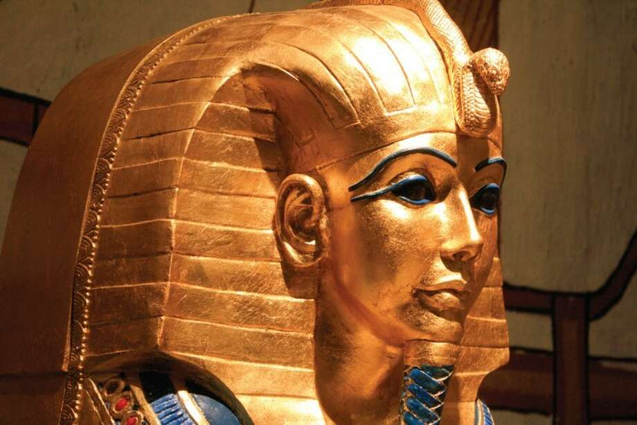 The treasures of King Tut are explored in a new exhibit at the Midland Center for the Arts.