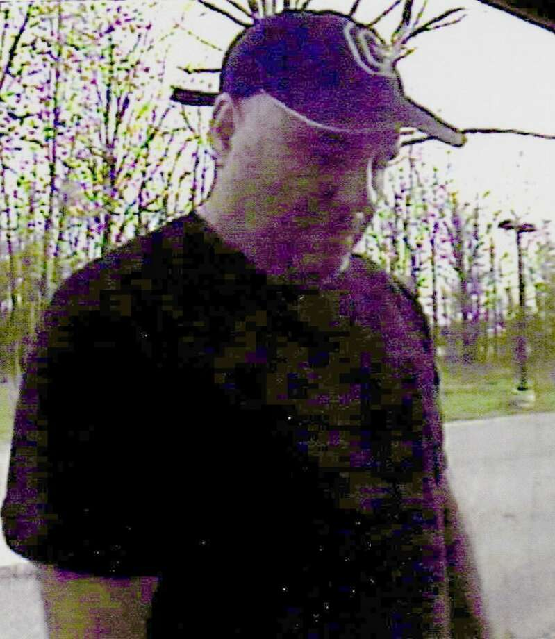 This ATM photo shows the suspect being sought by sheriff's deputies.
