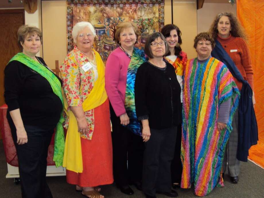 Photo providedWomen pose for a picture at the Church Women United World Day of Prayer gathering earlier this month.