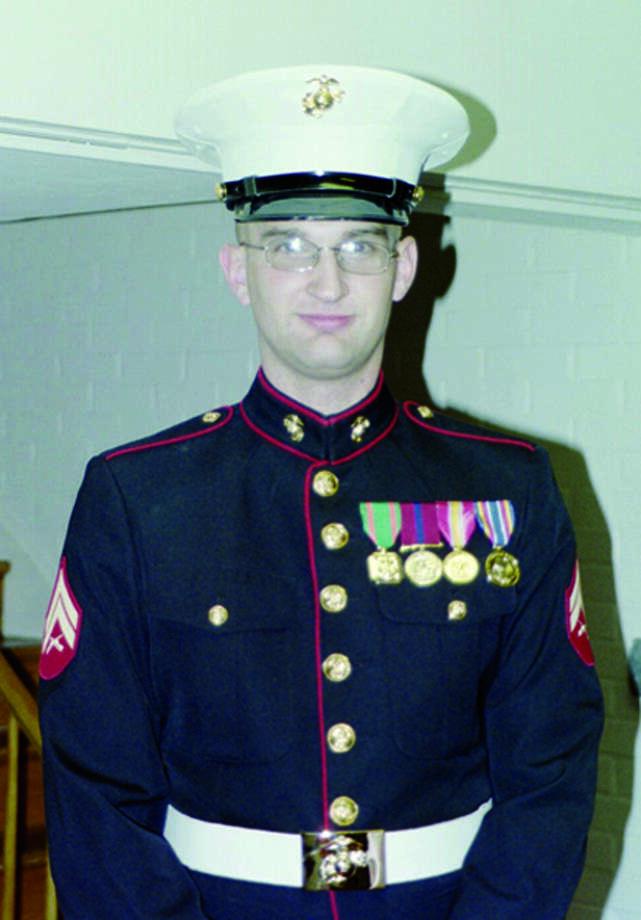 Cpl. Justin V. Devendorf