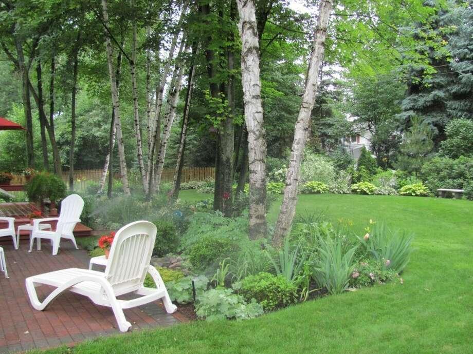 Tolton garden
