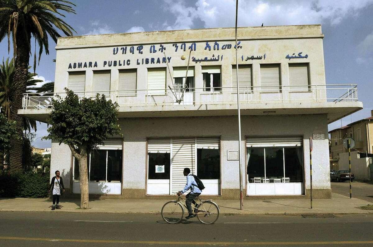 Eritrea Score: 3