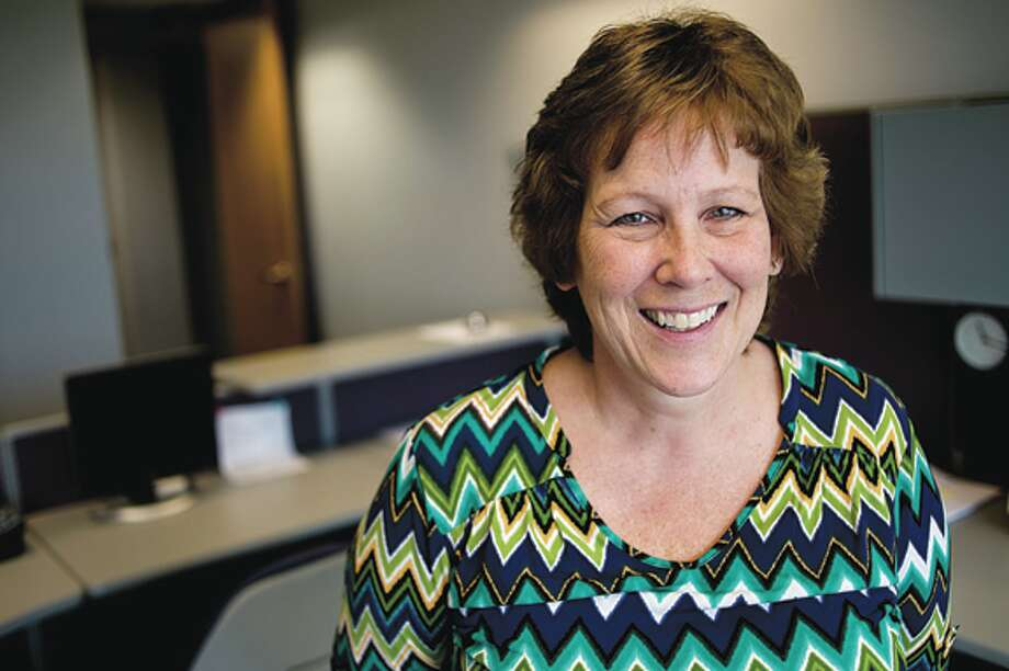 SEAN PROCTOR | photo@mdn.net Mary Cornell has been the Equalizing Director for Midland County for 10 years. State Equalized Values are a checks and balance system to make sure assessments are fair, she said.